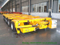 Hydraulic Modular Trailers, Multi Axle Trailer 250t