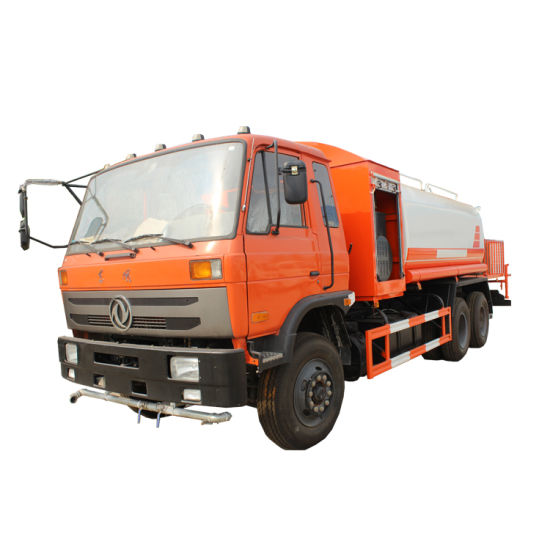 Truck Mounted Dust Suppression Unit for Water Sprayer Mining Dust Control Disinfection Tanker