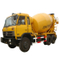 Transit Mixer Tank Truck Mounted with 10m3-18m3 Mixer Drum Right Hand Drive Optional