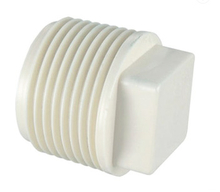 PVC Pipes and Fittings Plug