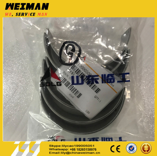 sdlg orignal China LG6225E excavator parts UPPER BEARING SHELL 1004058-56D 4110000509068
