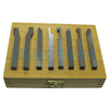8PC Solid Hss Tool Bit Set