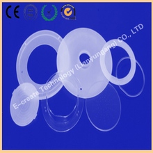 Quartz ring for etching equipment