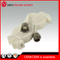 250 Psi White Polyester Fire Hose with Nh/Nst Hose Couplings