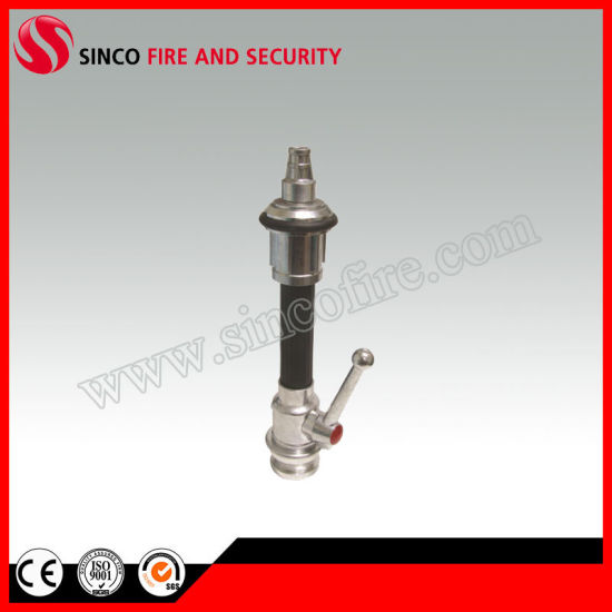 British Tipe Fire Hose Nozzle Branch Pipe