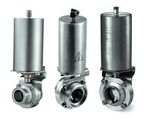 How to use Pneumatic Sanitary Valves?