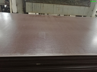 12MM Scaffolding Plywood Brown Film Poplar Core