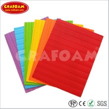 Wave EVA Foam Sheets