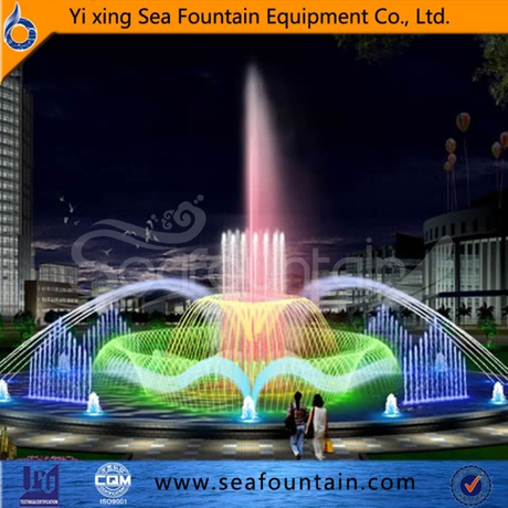 Outdoor fountain