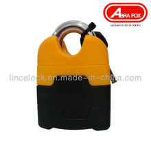 ABS Cover Waterproof Padlock with Hardened Steel Shackle (618)