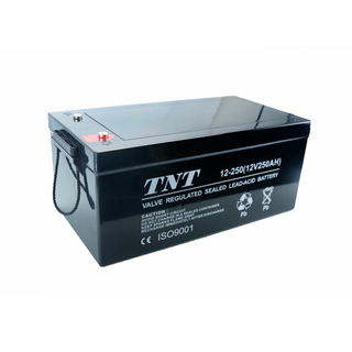 12V 250ah Solar Battery UPS Battery Storage Battery Deep Cycle Battery Rechargeable Gel Battery VRLA Battery