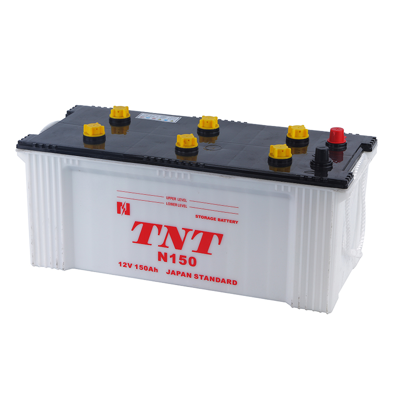 N150 12V 150Ah Dry-charged Battery