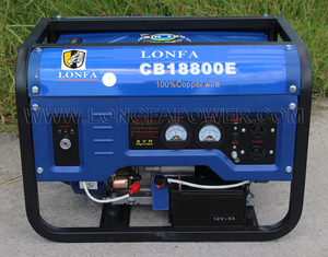 HONDA design engine Portable 3500W 3.5KVA 7HP Gasoline Petrol Gas Generator
