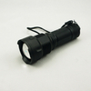 Adjustable Beam Large Lens High Power 350 Lumen T6 LED Flashlight