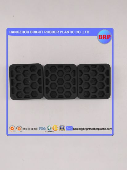 TPV Injection Plastic Bumper