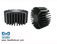 SimpoLED-VOS-16050 for Vossloh-Schwabe Modular Passive LED Cooler Φ160mm