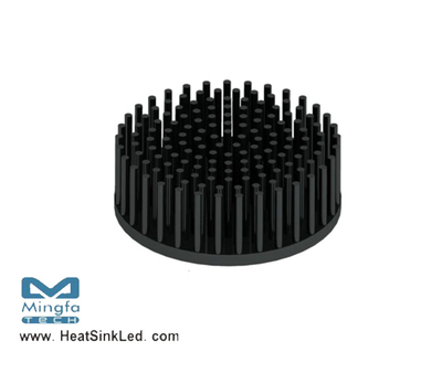 GooLED-LUS-8630 Pin Fin Heat Sink Φ86.5mm for Lustrous