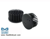 GooLED-TRI-5830 Pin Fin Heat Sink Φ58mm for Tridonic