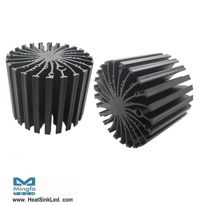 EtraLED-LUME-130100 Lumens Modular Passive Star LED Heat Sink Φ130mm