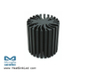 EtraLED-BRI-4820 Bridgelux Modular Passive Star LED Heat Sink Φ48mm