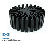 EtraLED-130100 Modular Passive LED Star Heat Sink Φ130mm