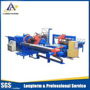 CNG Tank Bottom Closing/ Necking-in Hot Spinning Machine