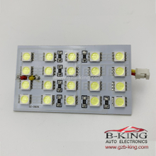 High Quality 20SMD LED Panel Light for Car