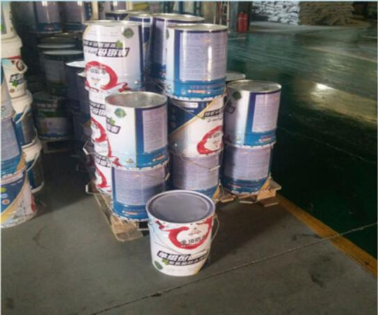 High Flexible Single Component Polyurethane Waterproof Coating