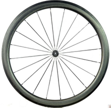 45 mm carbon clincher dimple rims