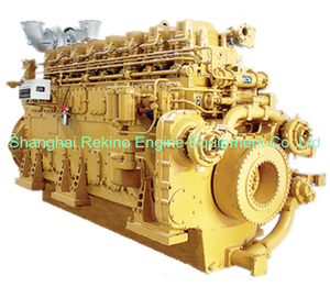 950-3000HP JDEC Jichai 6000 marine medium speed diesel engine (H16V190)