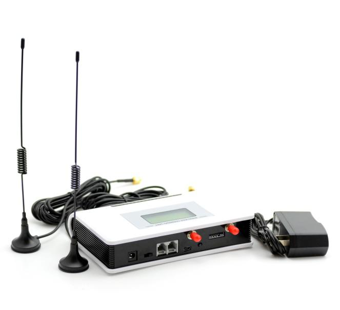 GSM FWT FCT Fixed Wireless Terminal with 2 RJ11 ports TG201