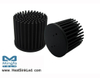GooLED-PHI-6860 Pin Fin Heat Sink Φ68mm for Philips