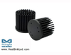 XSA-320 Pin Fin LED Heat Sink Φ58mm for Xicato