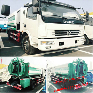 High Pressure Cleaning Water Tanker Truck 4000 ~5000litres