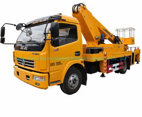 Dongfeng 20m Telescopic Aerial Platform Truck