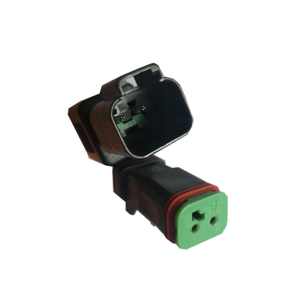 Waterproof connector plug