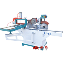 Manual tenon making machine