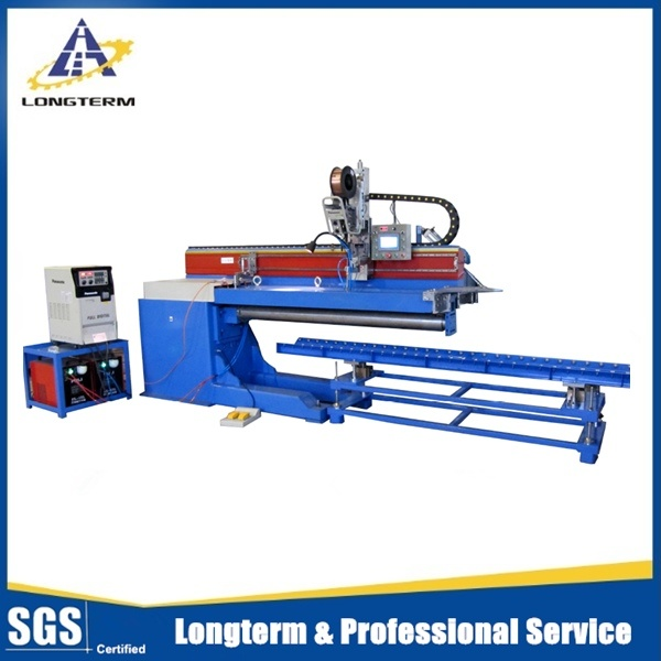 Longitudinal Seam Welding Machine for LNG Cylinders