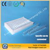 Ultraviolet 96-well detachable microplate