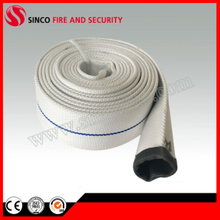 Flexible White PVC Cabinet Fire Hose