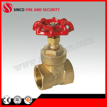 "Brass/Bronze 2"" Gate Valve with Pn16 Pressure"