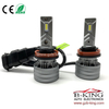 32W 6000lm Mini Size H11 Car LED Headlight