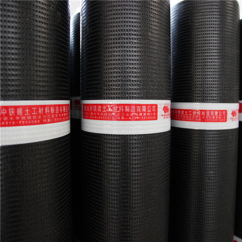 Sbs Modified Bitumen Waterproof Membrane / Flat Roofing Waterproofing Material