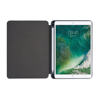 Flip Case for iPad mini 5 Tri-fold Smart Ultra Slim Soft TPU Back for iPad mini 5 Cover Case