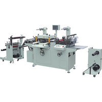 screen film die cutting machine