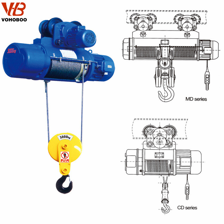 wire rope hoist (9)