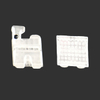 Mesh Base Ceramic Brackets
