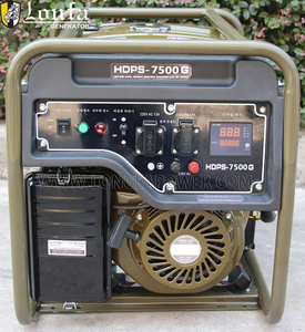 High Quality China New HONDA design Portable 5500 6500 13hp 15hp Gasoline Petrol Gas Generator