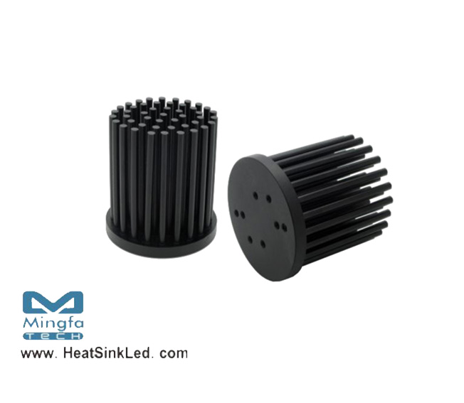 GooLED-NIC-4830 Pin Fin Heat Sink Φ48mm for Nichia