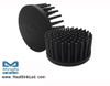 GooLED-CRE-11050 Pin Fin Heat Sink Φ110mm for Cree
